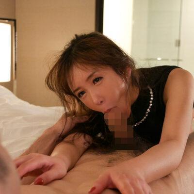 「狂うほど抱いてほしい…」本性を曝け出す淫密セックス 我妻里帆-5