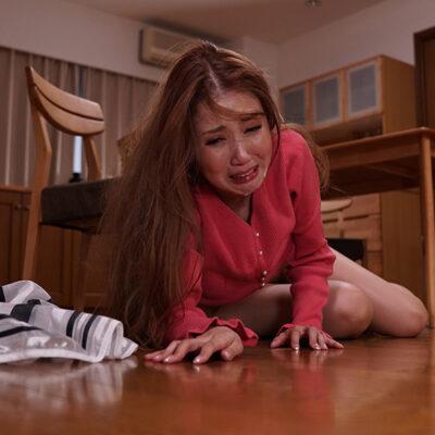 あなただけには知られたくない...ラブラブな笑顔でお姉ちゃんが結婚報告に来たその日、妹の私は義兄になったばかりの男に襲われました。友田彩也香-9