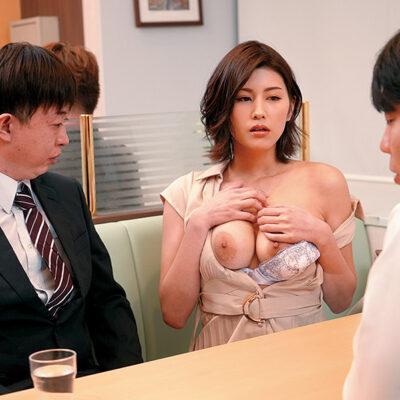 「ねえ、ペニ舐めたい。」コンプライアンスを守れない。いつも冷静な職場の淫乱美人。美乃すずめ-6