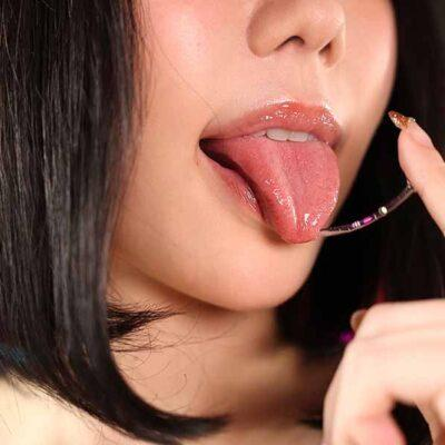 「私の舌は性感帯」接吻と濃厚ベロキス性交 七海ティナ-4