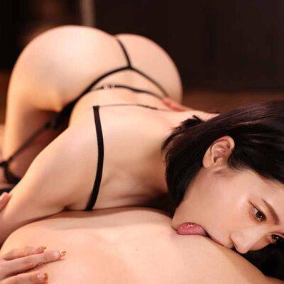 「私の舌は性感帯」接吻と濃厚ベロキス性交 七海ティナ-7