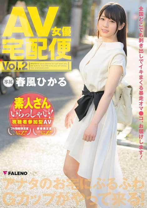 AV女優宅配便Vol.2