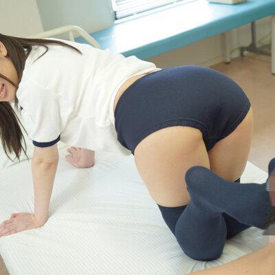 絶対領域で誘惑する逆NTR制服美少女 杏羽かれん Vol.2-1