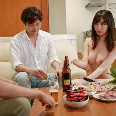 上司の奥さんが裸族でとても困る 天川そら Vol.1-1