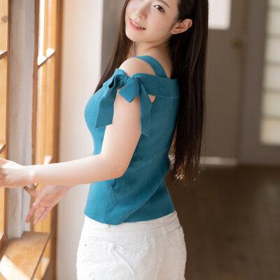新人 めっちゃ人懐っこいフレッシュ女子大生 AVDEBUT 沙月恵奈-10
