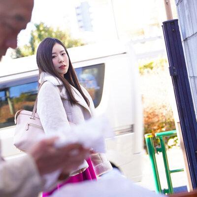隣に住む大嫌いなオジサンに舐め犯されたオヤジ経験ゼロ女子大生 沙月恵奈 Vol.1-1