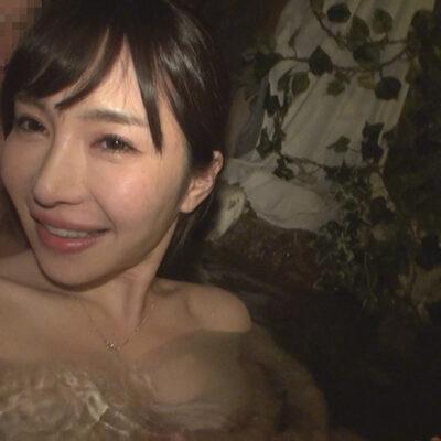 小野夕子の超スケベなプライベートAV!! 完全二人きりの温泉旅行で遂に見せた何でもアリの素顔丸見え超リアルSEX映像-4